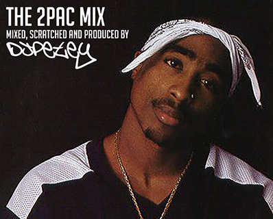 In honor of the 2Pac movie coming out today, I locked myself in the studio for a few days and put together what I consider the ESSENTIAL 2Pac mix!